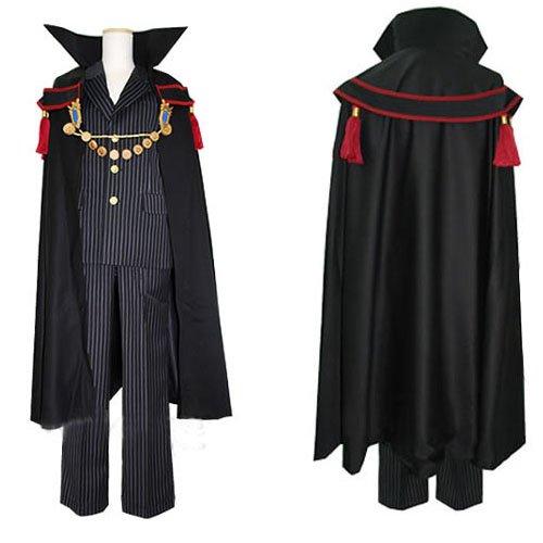 Reborn! Vongola Family Vongola Primo Halloween Cosplay Costume