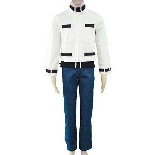 Top King of Fighters Kyo Kusanagi Halloween Cosplay Costume