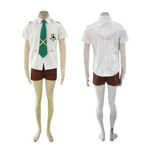 Cheap Macross Frontier Mihoshi Academy Uniform Halloween Cosplay Costume