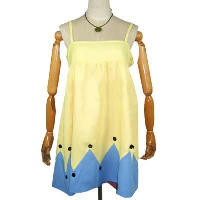 Cheap Macross Frontier Ranka Lee Halloween Cosplay Costume