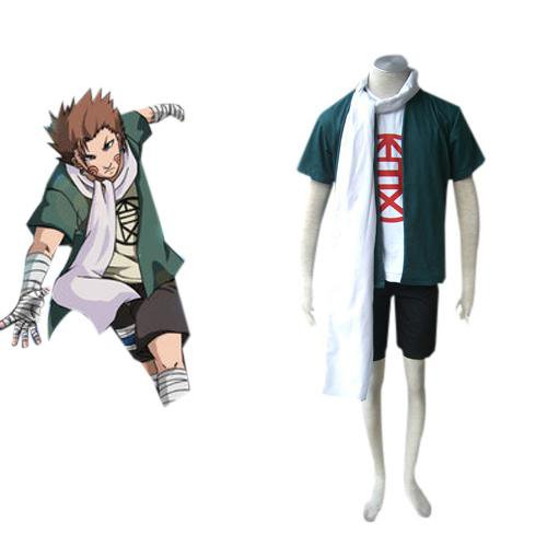 Naruto Akimichi Choujia Men\'s Halloween Cosplay Costume