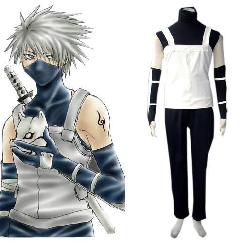Naruto Anbu Men\'s Halloween Cosplay Costume