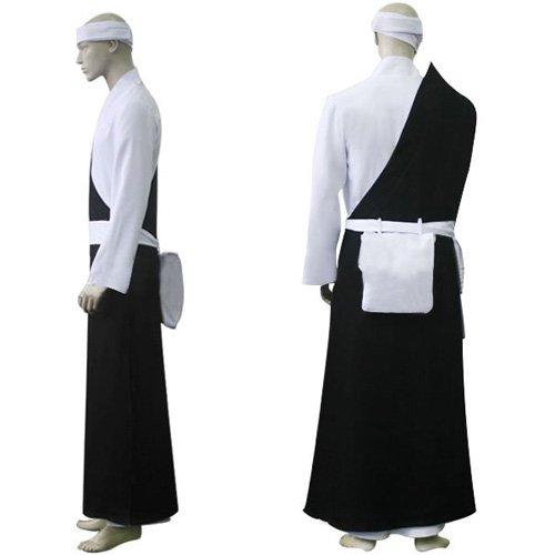 Naruto Danzo Halloween Cosplay Costume