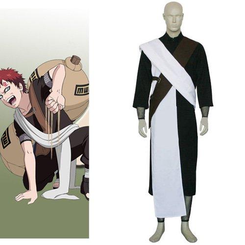 Naruto Gaara Chunin Exam Halloween Cosplay Costume