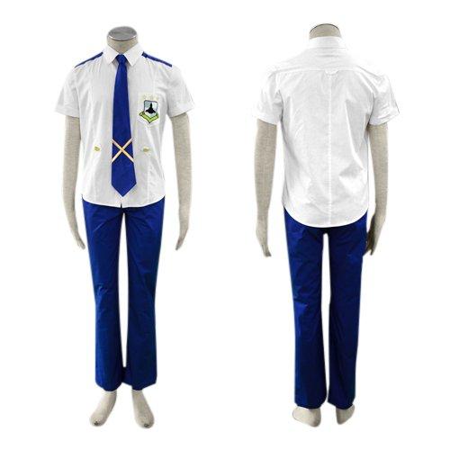 Perfect Macross Frontier Mihoshi Academy Uniform Halloween Cosplay Costume