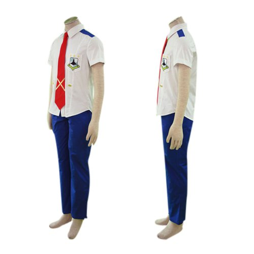 Unusual Cool Macross Frontier Mihoshi Academy Uniform Halloween Cosplay Costume