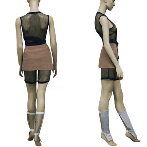 Ideal Naruto Mitarashi Anko Halloween Cosplay Costume