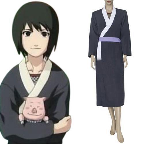 Naruto Shizune Halloween Cosplay Costume