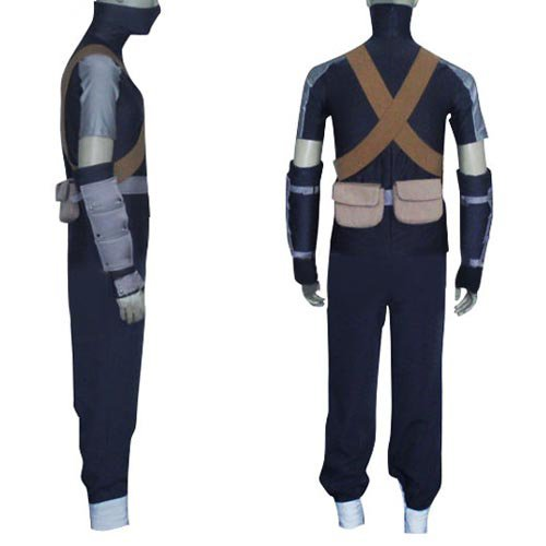 Naruto Young Kakashi Halloween Cosplay Costume