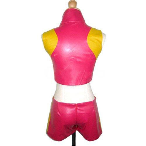 EVO Soryu Asuka Rangerei Halloween Cosplay Costume