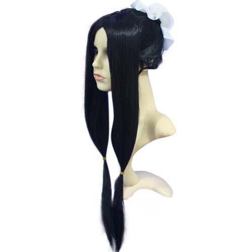 Naruto Haku Ha 70cm Halloween Cosplay Wig