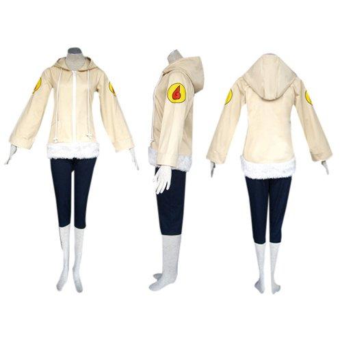 Naruto Hinata Hyuga Women\'s Halloween Cosplay Costume