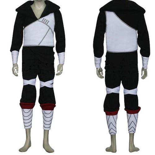 Naruto Omoi Halloween Cosplay Costume