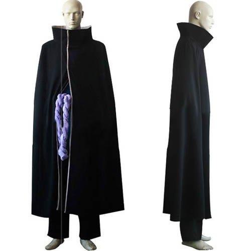 Naruto Sasuke Uchiha Halloween Cosplay Costume
