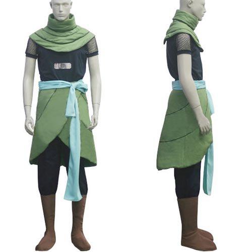 Naruto Three-Tailed Giant Turtle Yagura Halloween Cosplay Costume