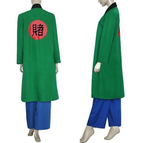 Naruto Tsunade 5th Hokage Halloween Cosplay Costume