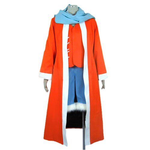 Cool Superior One Piece Luffy Halloween Cosplay Costume