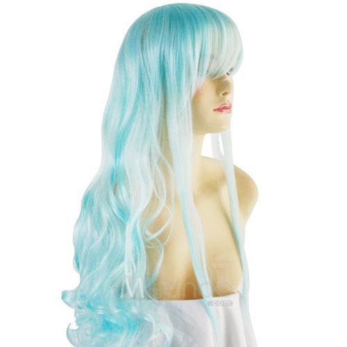 Neon Angelique Halloween Cosplay Wig