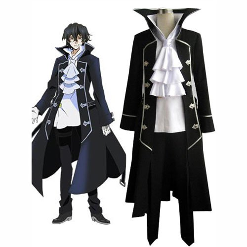 Pandora Hearts Raven Halloween Cosplay Costume
