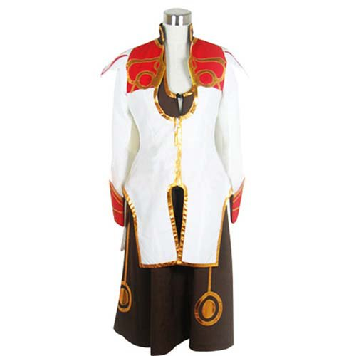 Ragnarok Online High Priest Halloween Cosplay Costume
