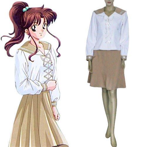 Sailor Moon Lita Halloween Cosplay Costume