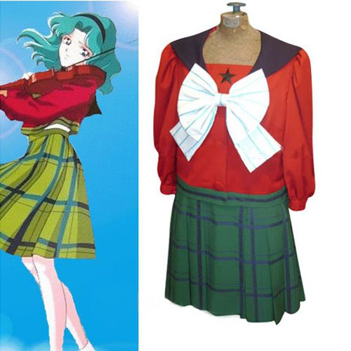 Sailor Moon Sailor Neptune Halloween Cosplay Costume