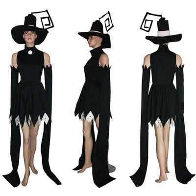 Soul Eater Blair Cosplay Costume-Halloween