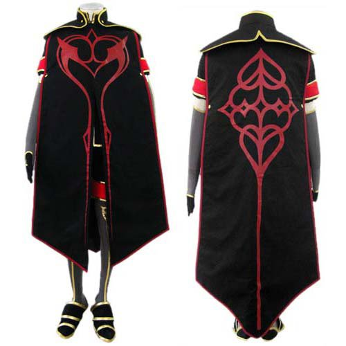 Perfect Tales of the Abyss Halloween Cosplay Costume