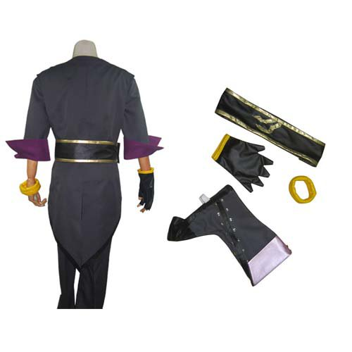 Perfect Top Tales of Symphonia Halloween Cosplay Costume