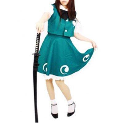 Phantasmagoria of Dim. Dream Youmu Halloween Cosplay Costume
