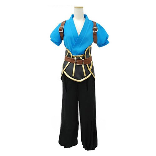 Popular Tales of the Abyss Halloween Cosplay Costume