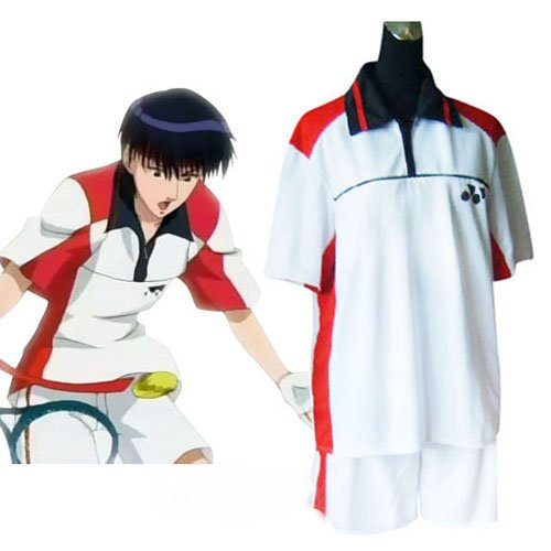 Prince Of Tennis Selections Team Summer Uniform Halloween Cosplay Costume