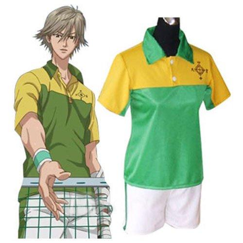 Prince Of Tennis Shitenhoji Middle School Summer Uniform Halloween Cosplay