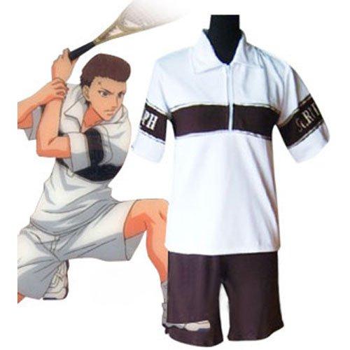 Prince Of TennisMiddle School Summer Uniform Halloween Cosplay
