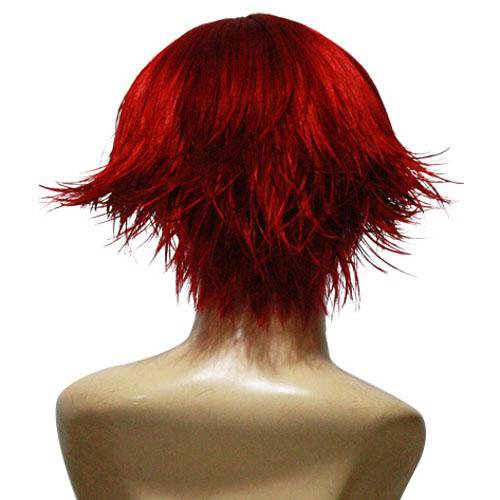 Prince of Tennis Kikumaru Eiji Halloween Cosplay Wig