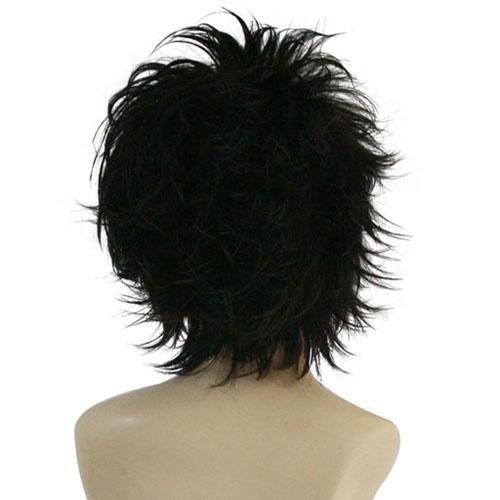 Prince of Tennis Kirihara Akaya Halloween Cosplay Wig