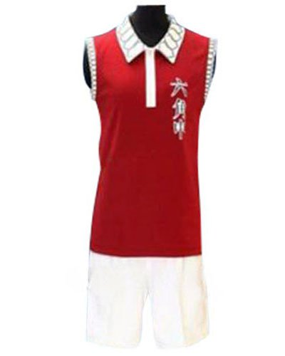 Prince of Tennis Rokkaku Halloween Cosplay Costume