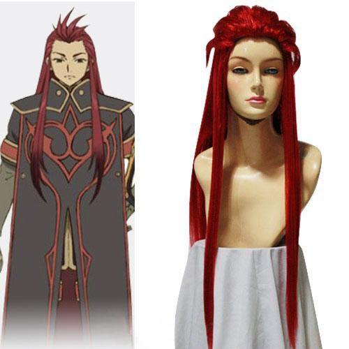 Tales of Abyss Asch Halloween Cosplay Wig