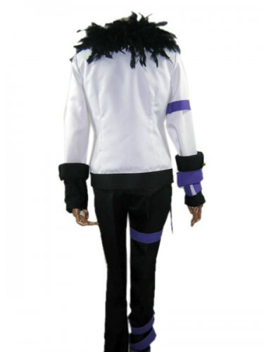 Tales of Symphonia Decus Halloween Cosplay Costume