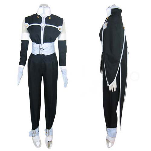 Tales of Symphonia Kratos Aurion Cosplay Costume-Halloween