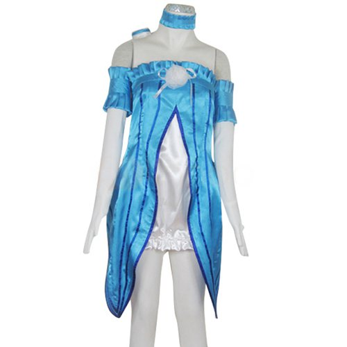 Tales of the Abyss Natalia Luzu Halloween Cosplay Costume