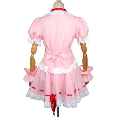 The Embodiment of Scarlet Devil Halloween Cosplay Costume