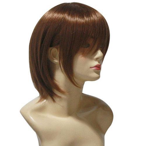 Vampire Knight Yuuki Brown Halloween Cosplay Wig