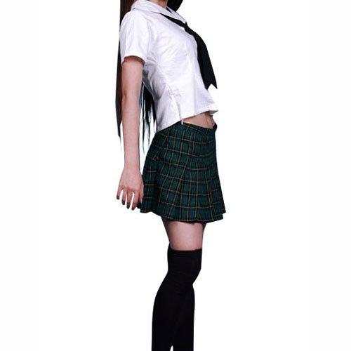Popular Cool School Girl Halloween Cosplay Costume