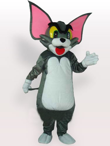 Ideal Cat Tom Adult Mascot Costume