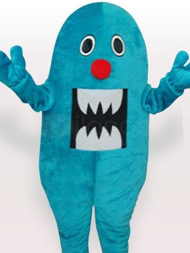 Blue Shark Adult Mascot Costume