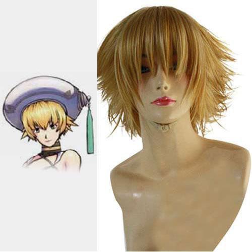 Hack G.U Atoli Blond Halloween Cosplay Wig
