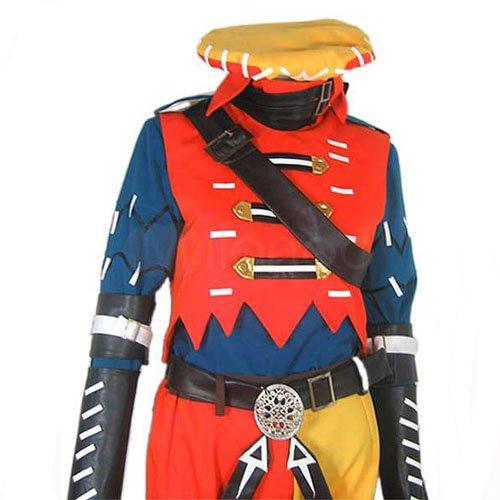 Hack G.U Triedge Halloween Cosplay Costumes