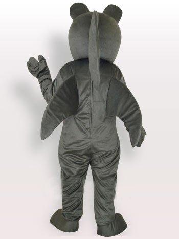 Shark Short Plush Adult Mascot Costume