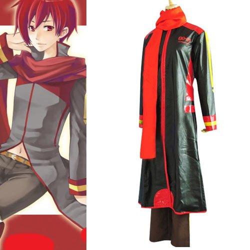 Vocaloid Akaito Halloween Cosplay Costume